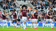 Newcastle-West Ham