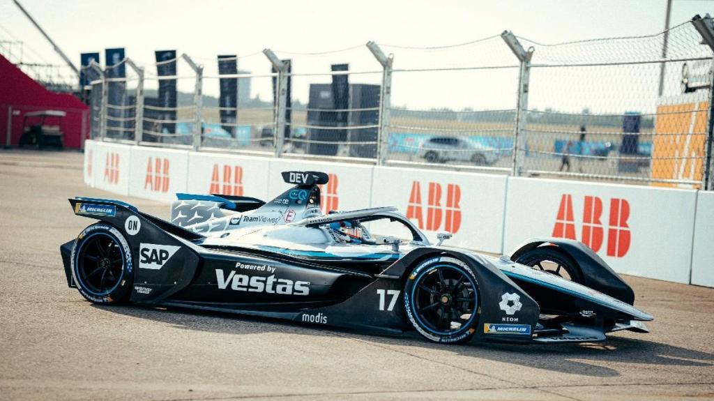 Nyck De Vries, Mercedes-EQ Formula E Team