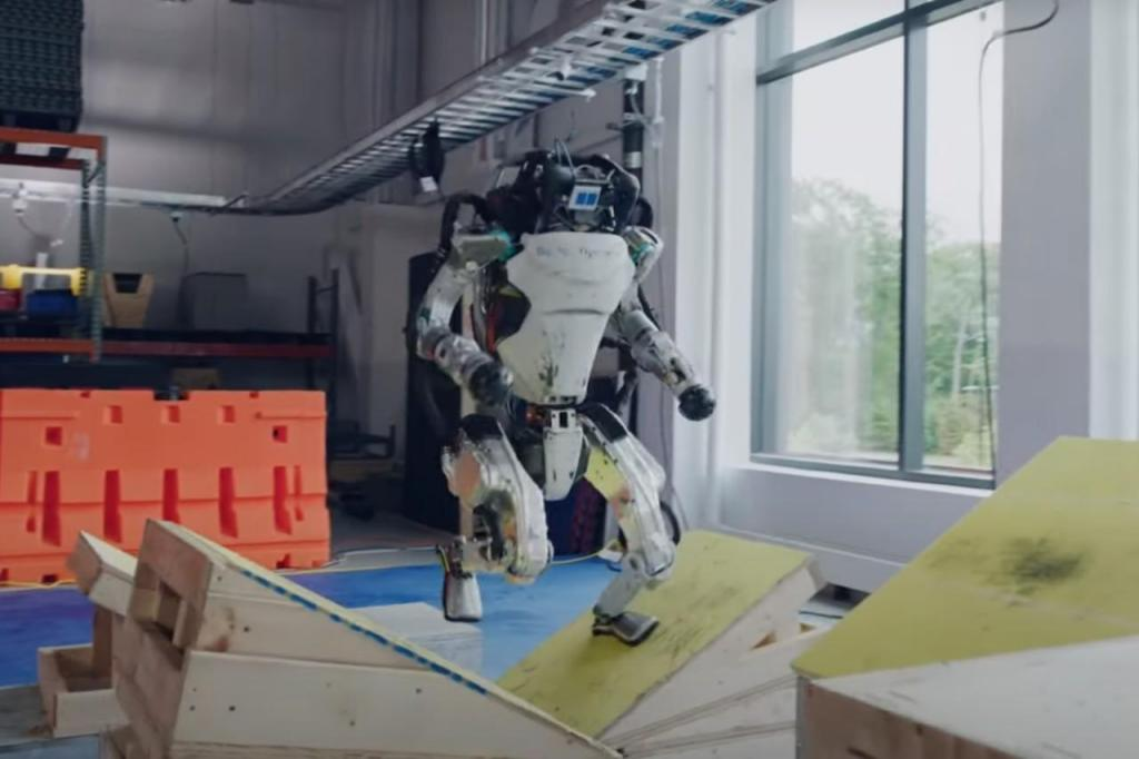 Robô Atlas