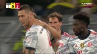 Thomas Muller faz o segundo golo do Bayern Munique