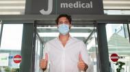 Locatelli faz exames na Juventus