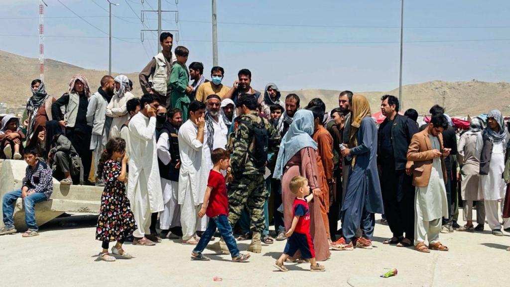 Talibãs dominam a cidade de Cabul