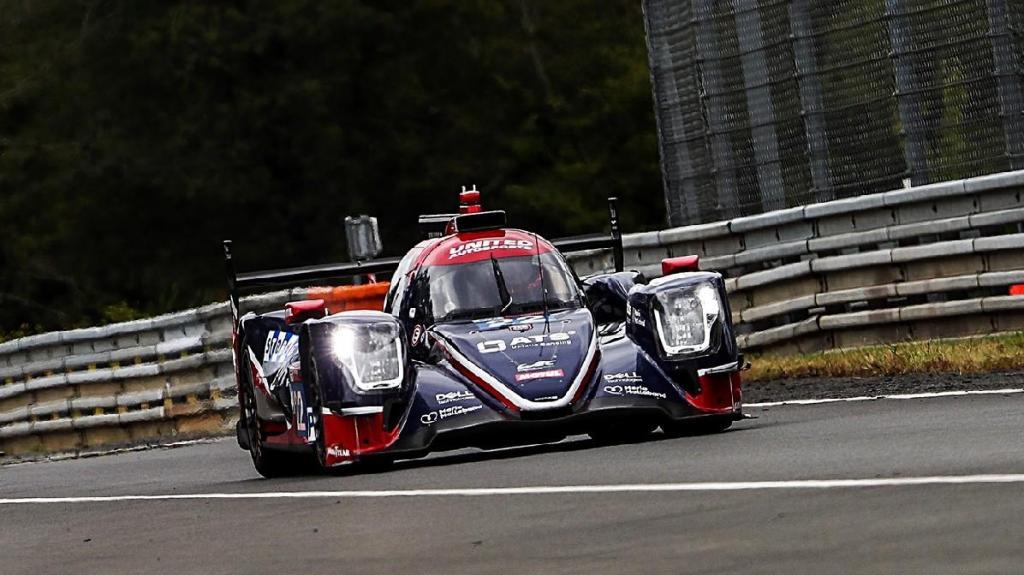Filipe Albuquerque, United Autosports em Le Mans (foto: captura)