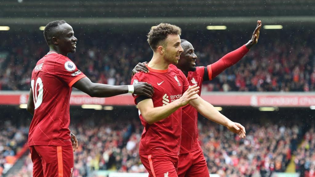 Liverpool-Burnley (Lusa)