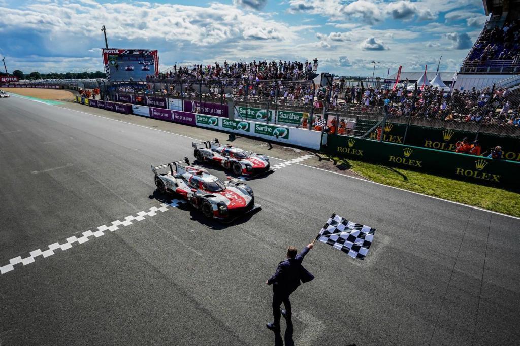 Toyota Gazoo Racing Le Mans 2021