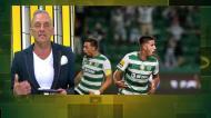 «Ficou por marcar um penálti a favor do Sporting com o Belenenses»