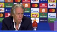 «Este jogo fez lembrar a meia-final da Liga Europa com a Juventus»