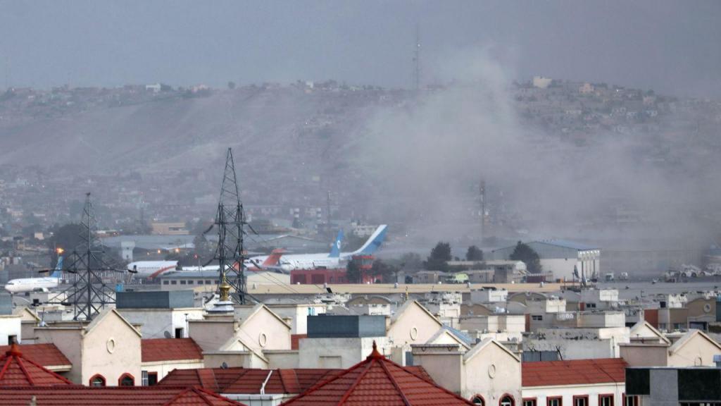 Explosões Aeroporto de Cabul