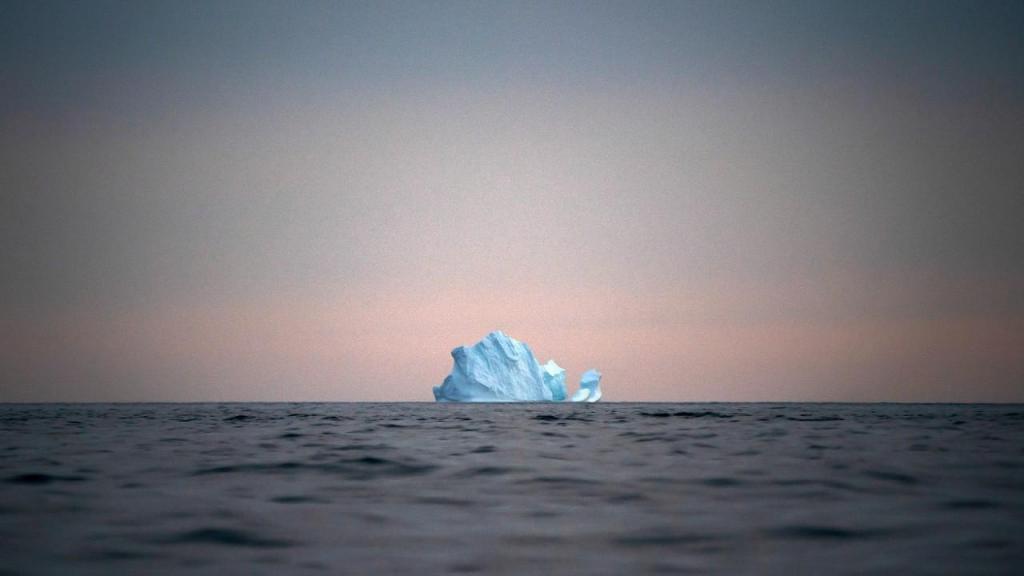 Cientistas descobrem nova ilha na Gronelandia