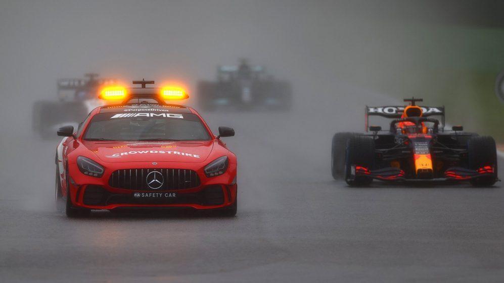 Verstappen GP Bélgica (Foto: captura Twitter)