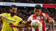 Atlético de Madrid-Villarreal