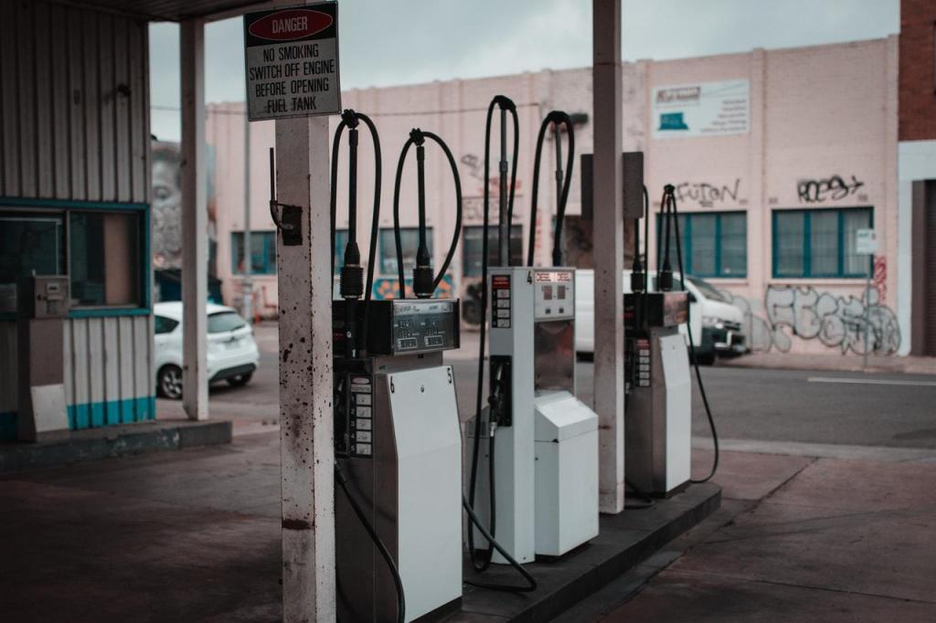 Bomba de gasolina (Connor Forsyth / Pexels)