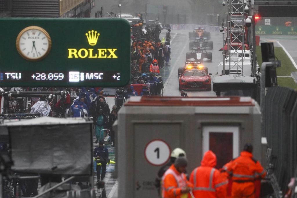 GP da Bélgica de F1 (Lusa)