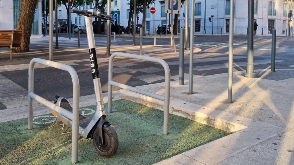 Bird - bicicletas elétricas