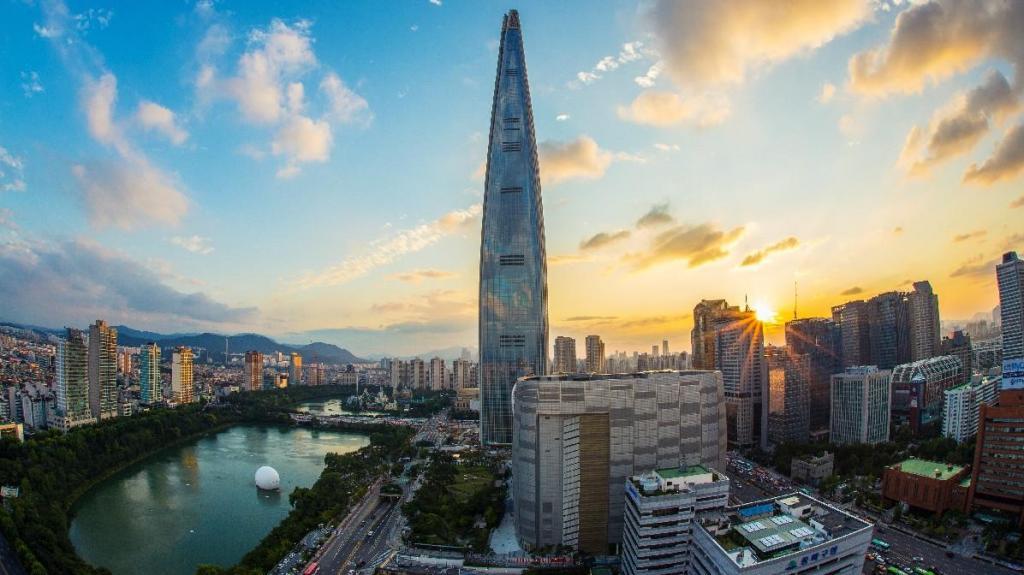 Seoul com Wi-Fi