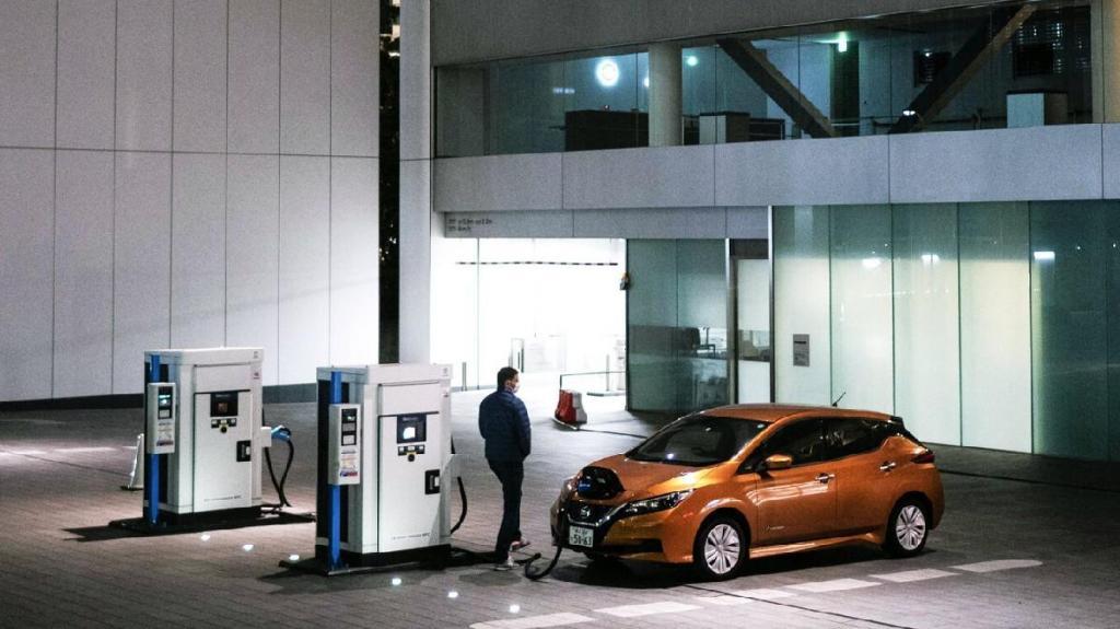 Japão tem mais carregadores do que carros elétricos