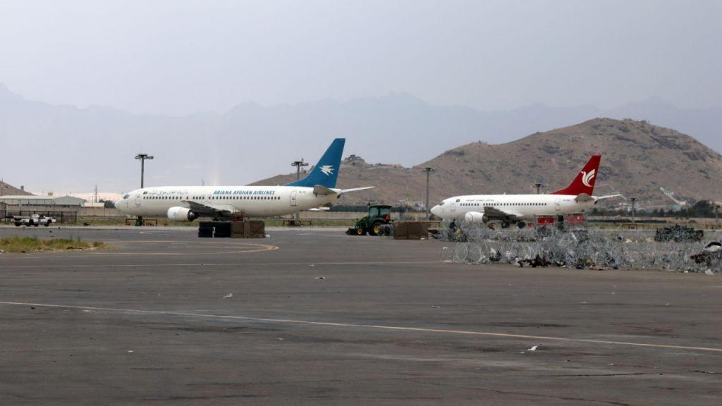 Aeroporto de Cabul, Afeganistão