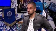 «Fábio Cardoso é sempre o primeiro a chegar ao Olival, eu sou o segundo»