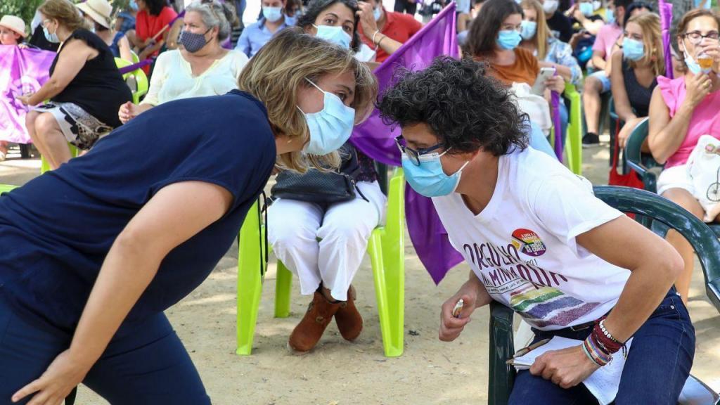 """Catarina Martins participa no encontro """"Municípios livres de violência de género"""""""