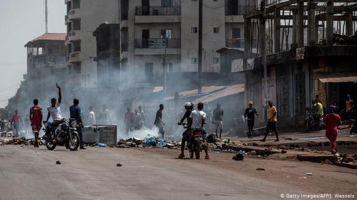 Guiné-Conacri