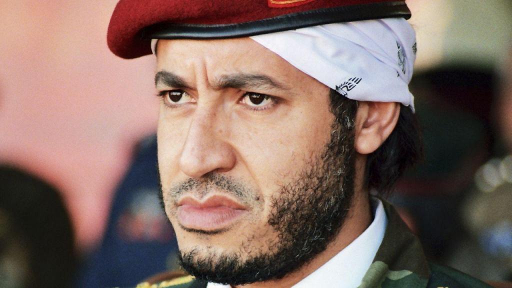 Al-Saadi Kadhafi