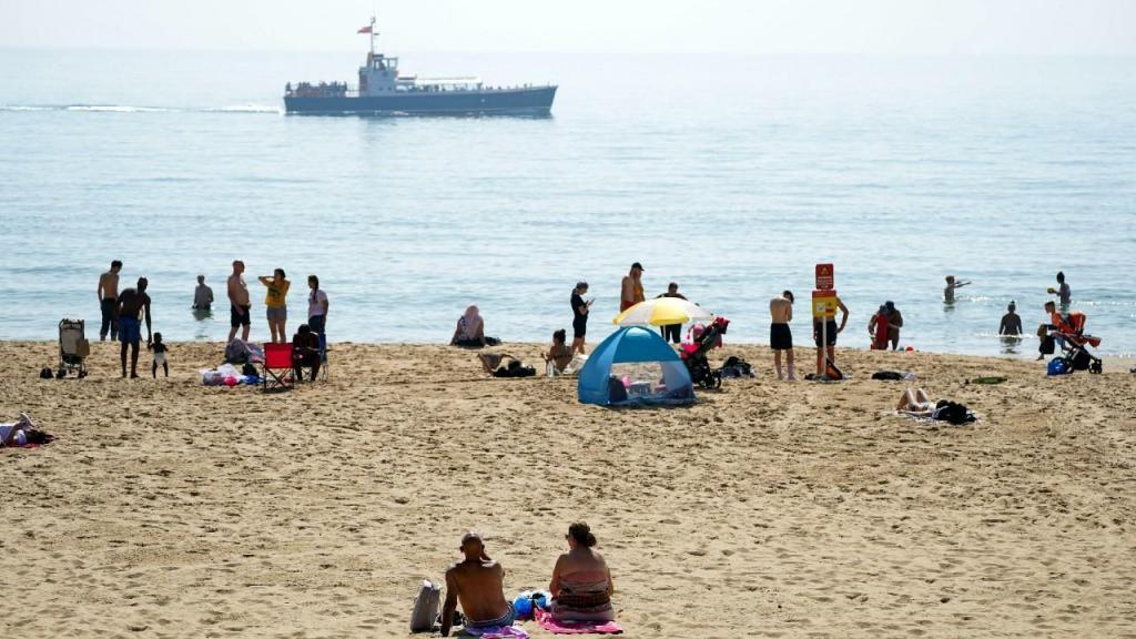 praia Bournemouth
