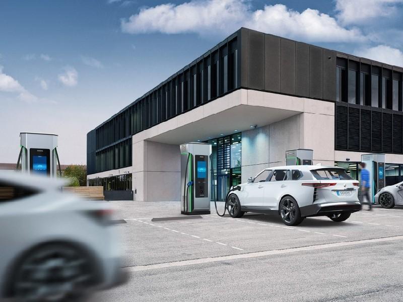 Siemens EV