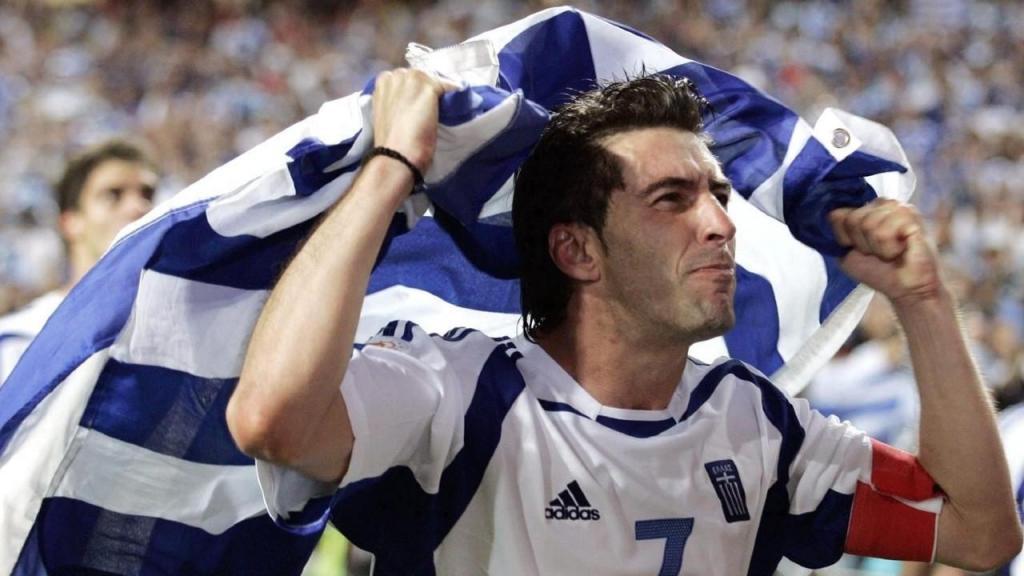 Theodoros Zagorakis (Grécia)