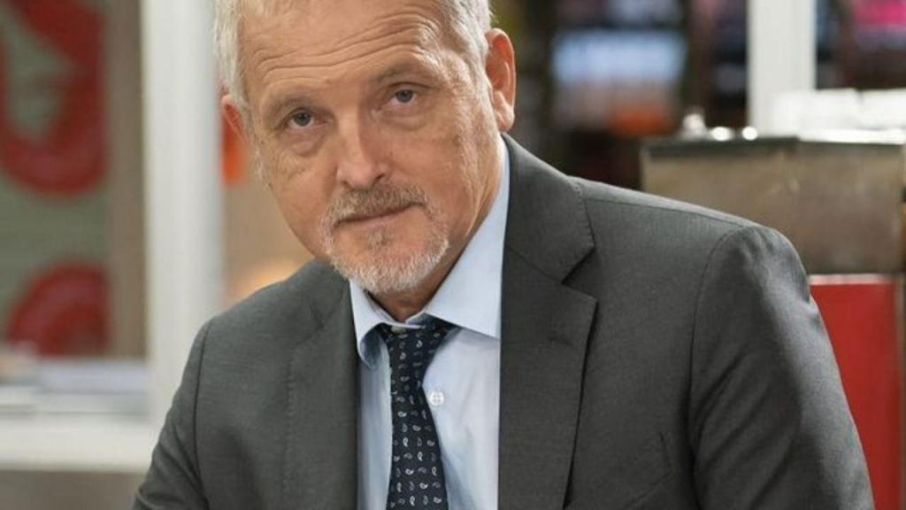 O ator espanhol Jordi Rebellón