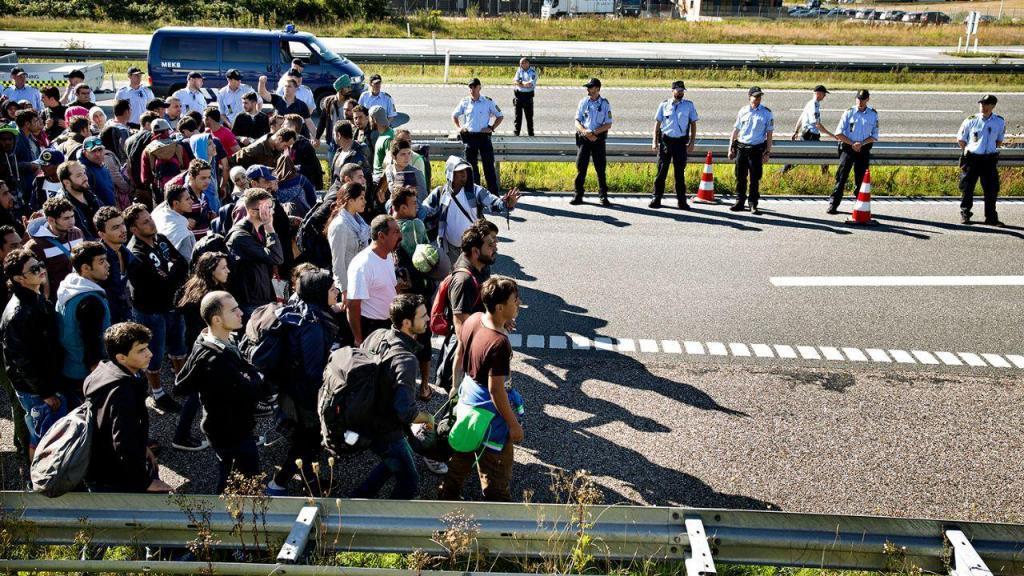 Imigração na Dinamarca (2015)