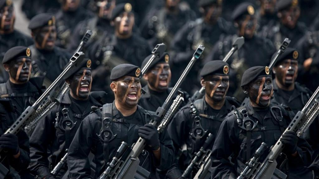 Exército mexicano