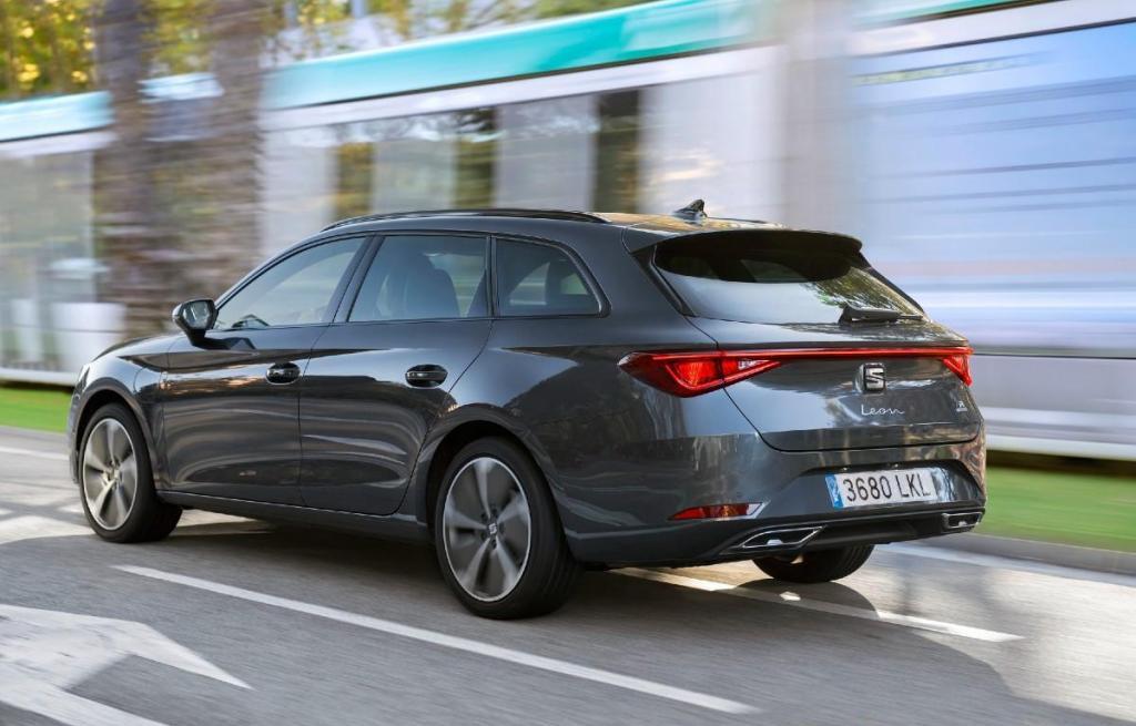 Seat Leon Sportstourer e-Hybrid
