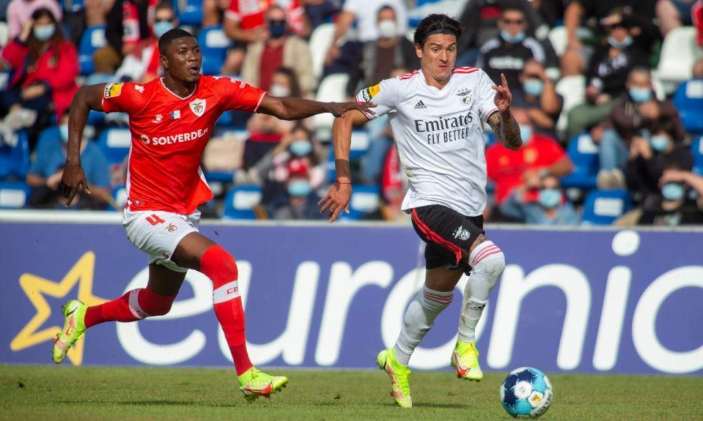 Santa Clara-Benfica