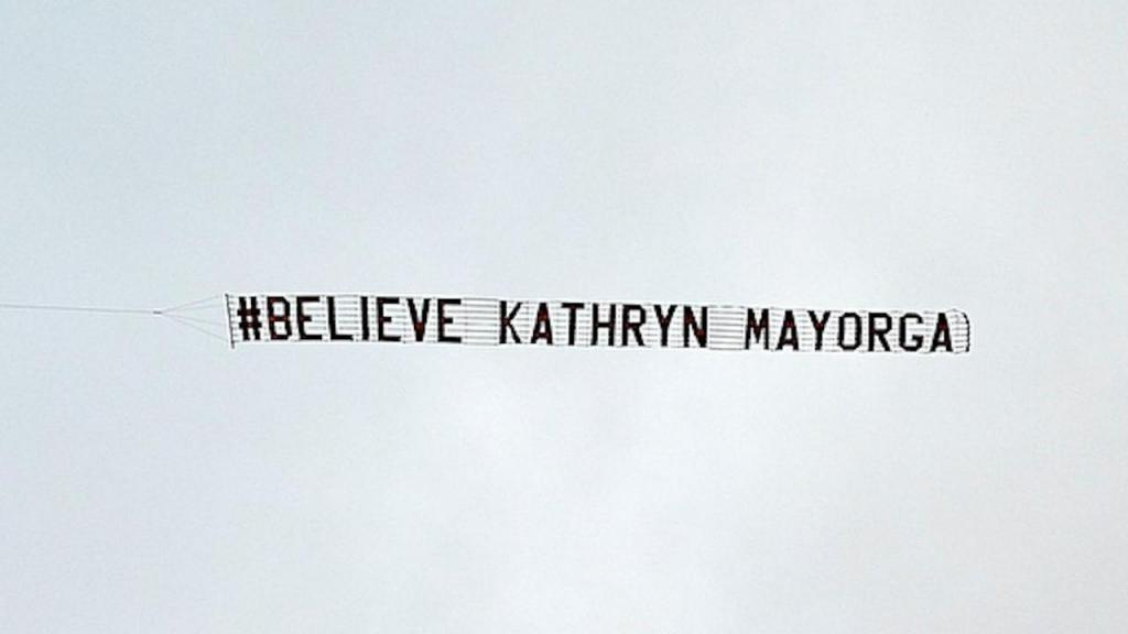 Believe Kathryn Mayorga