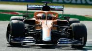 Daniel Ricciardo em Monza (Luca Bruno/AP)