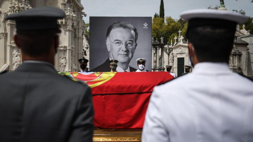 Jorge Sampaio, o último adeus a um homem bom