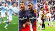 Dínamo Kiev, Atlético Madrid e Ajax são os primeiros adversários portugueses na fase de grupos da Champions 2021/2022