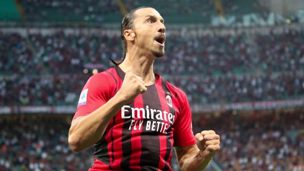 Ibrahimovic tem quase 40 anos e continua a marcar golos