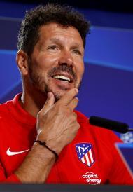 Diego Simeone (Foto Atlético de Madrid)
