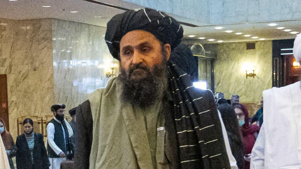 Abdul Ghani Baradar, um dos fundadores dos talibãs
