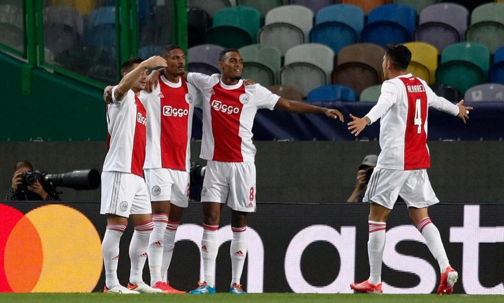 Sporting-Ajax (António Cotrim/Lusa)