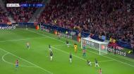 Enorme 'parada' de Diogo Costa a negar o golo ao Atlético