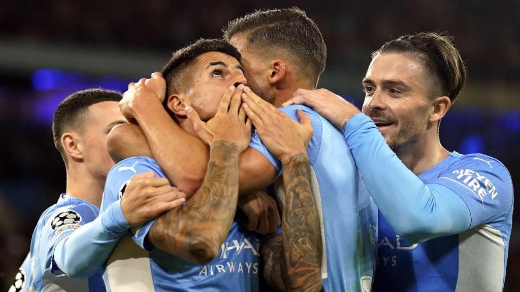 Manchester City (Andrew Yates/EPA)
