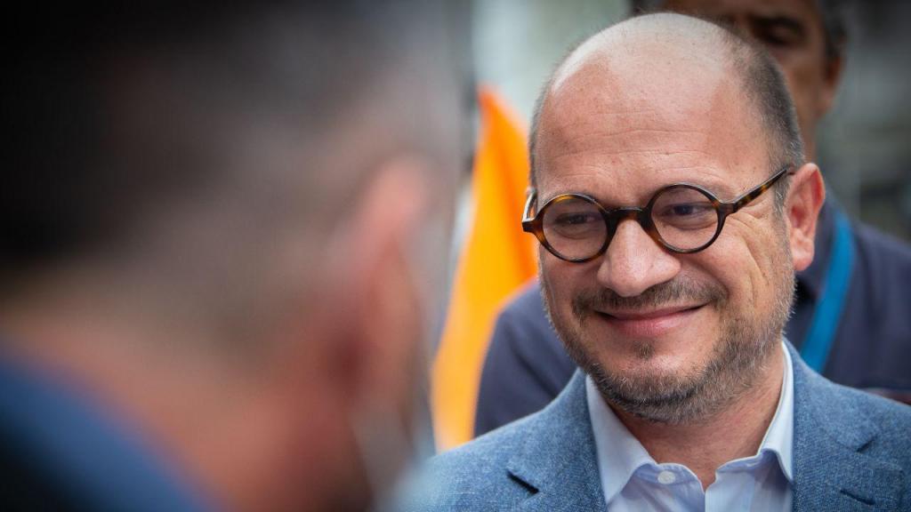 Vladimiro Feliz em campanha no Porto