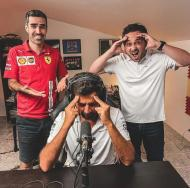 Hugo Marcos, Francisco Melo e André Rodrigues (Car Online TV)