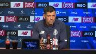 «Não há perigo maior após a Champions que desvalorizar o adversário»