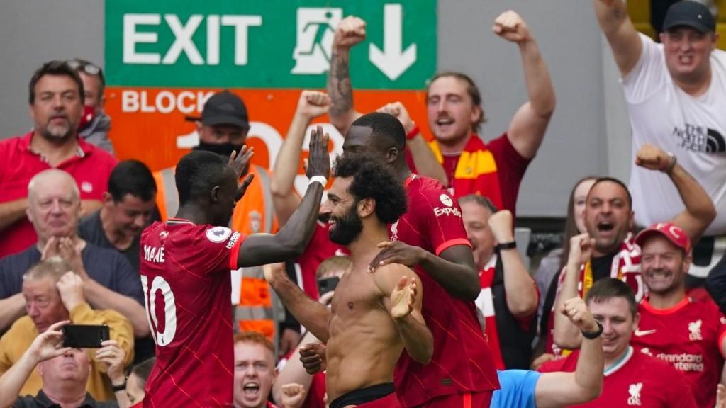 Liverpool-Crystal Palace