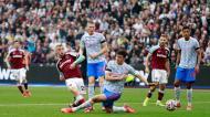 West Ham-Manchester United (AP)