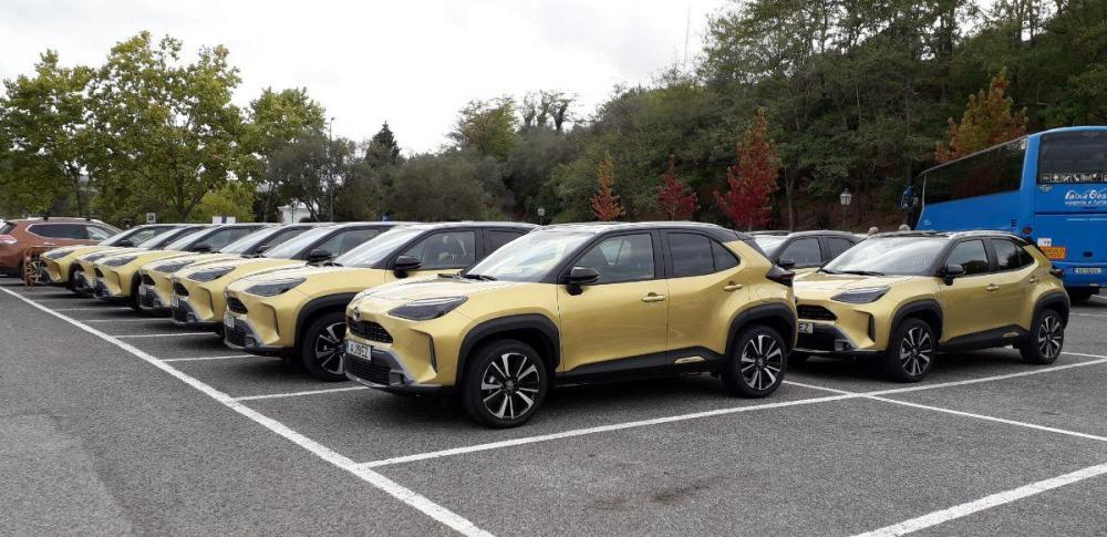 Toyota Yaris Cross is here: from the first contact on the road to prices