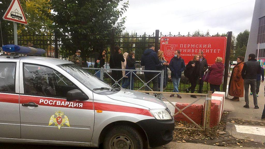 Tiroteio em universidade na Rússia faz vários mortos e feridos